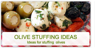 Olve Stuffing Ideas